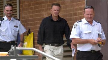 Mark Latham police