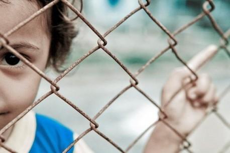 child in detention