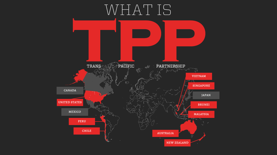 Whats In The Trans Pacific Partnership Trade Deal The Un