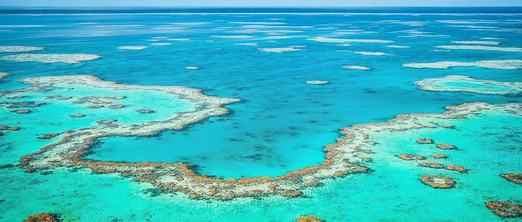How Many Meters Great Barrier Reef