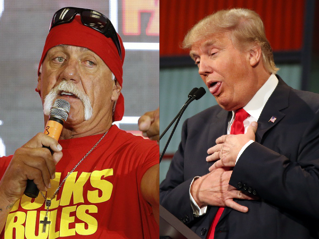 Image Result For Trump Announces