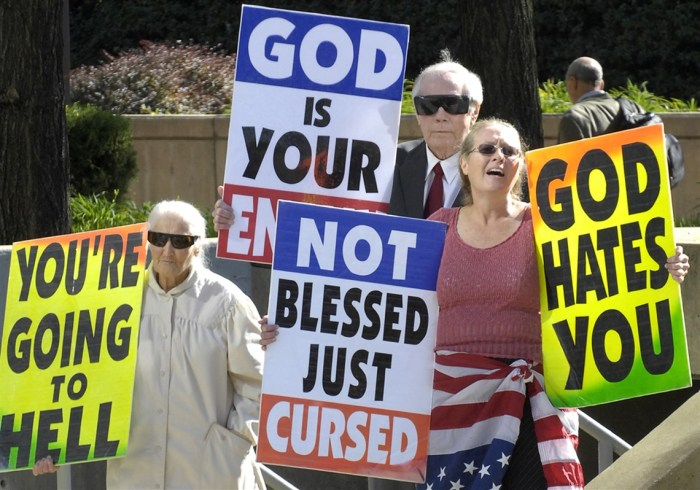 Westboro-Baptist-Church-demonstrations